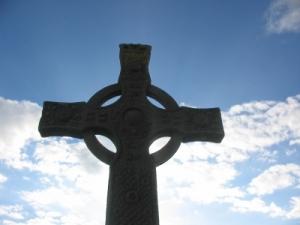 celtic-cross-sky