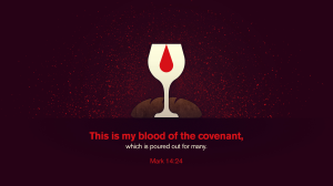 Mark 14:24 [widescreen]